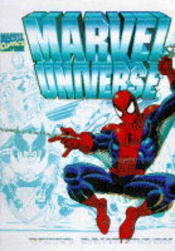 9781852276461: Marvel Universe: The Complete Encyclopedia of Marvel's Greatest Characters