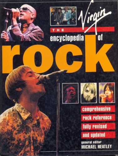 9781852276669: The Virgin Encyclopedia of Rock