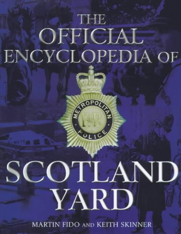 9781852277123: The Official Encyclopedia of Scotland Yard