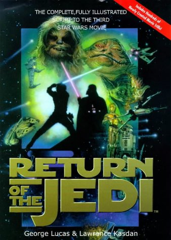 Return of the Jedi: Illustrated Script