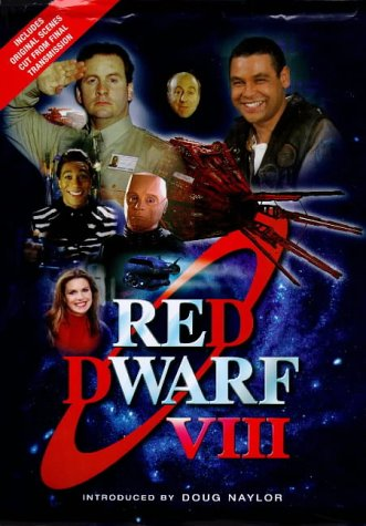 9781852278724: Red Dwarf VIII: The Official Book