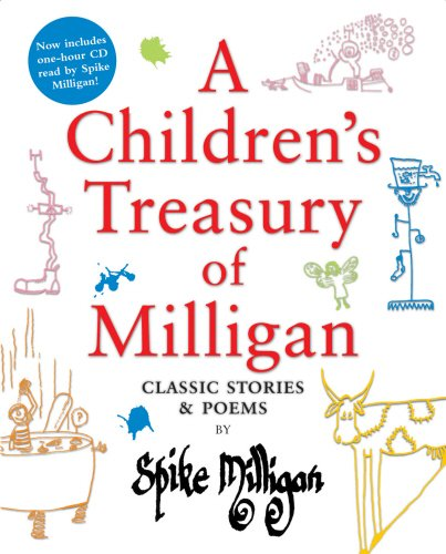 9781852278915: A Children's Treasury of Milligan: Classic Stories and Poems