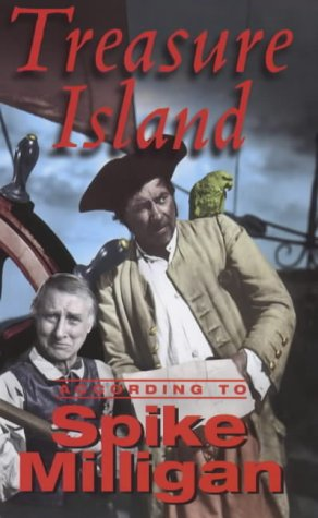 Treasure Island According to Spike Milligan (1852278951) by Spike Milligan