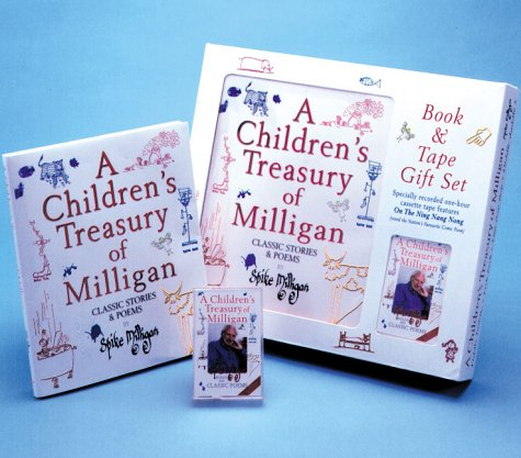 9781852279707: A Children's Treasury of Milligan: Classic Stories and Poems (Book & Tape)