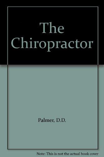 9781852280512: The Chiropractor