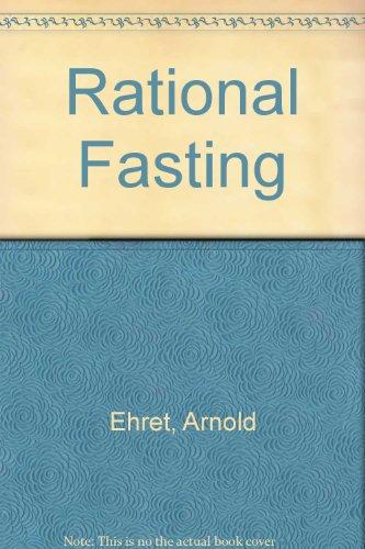 9781852285630: Rational Fasting