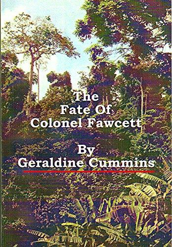 9781852288532: Fate of Colonel Fawcett