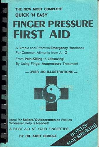 9781852289904: Finger Pressure First Aid