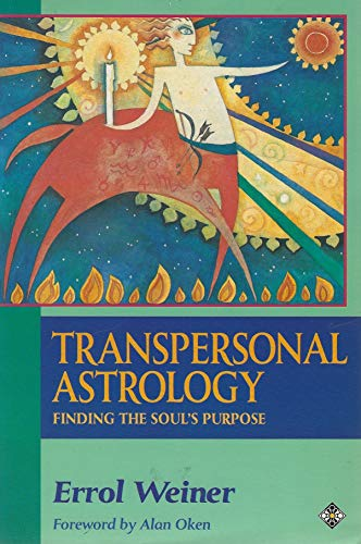 9781852301613: Transpersonal Astrology: The Astrology of Purpose