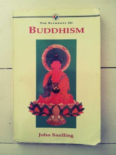 9781852301729: The Elements of Buddhism