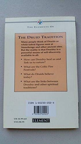 9781852302023: The Elements of the Druid Tradition