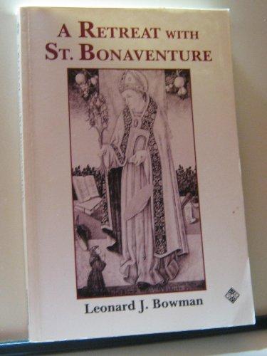 9781852302894: A Retreat With St. Bonaventure