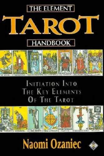 9781852304881: The Element Tarot Handbook: An Initiation