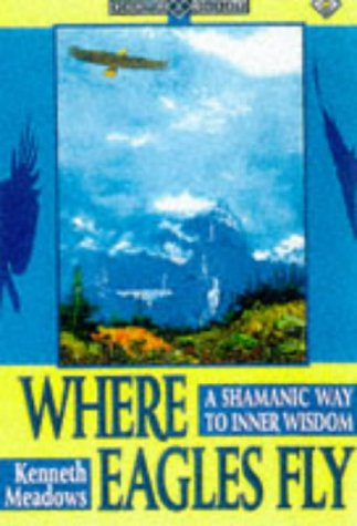 9781852306205: Where Eagles Fly: A Shamanic Way to Inner Wisdom (Earth Quest)