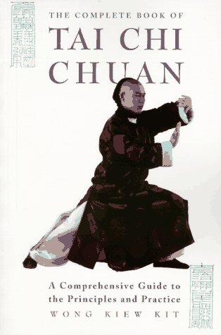 9781852307929: The Complete Book of Tai Chi Chuan: A Comprehensive Guide to the Principles and Practice