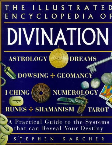 9781852309039: Illustrated Encyclopedia of Divination