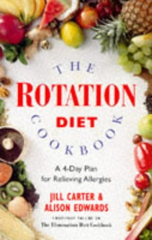 9781852309657: The Rotation Diet Cookbook: 4-Day Plan for Relieving Allergies