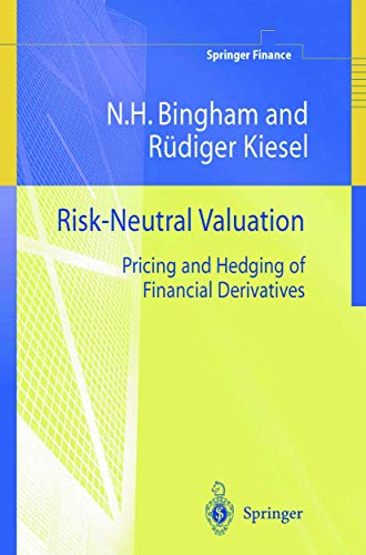 9781852330019: Risk-Neutral Valuation: Pricing and Hedging of Financial Derivatives (Springer Finance)