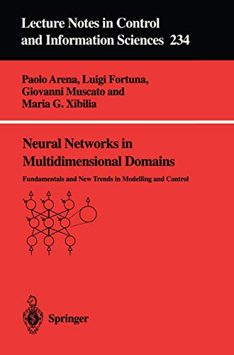 9781852330064: Neural Networks in Multidimensional Domains: Fundamentals and New Trends in Modelling and Control (Lecture Notes in Control and Information Sciences)