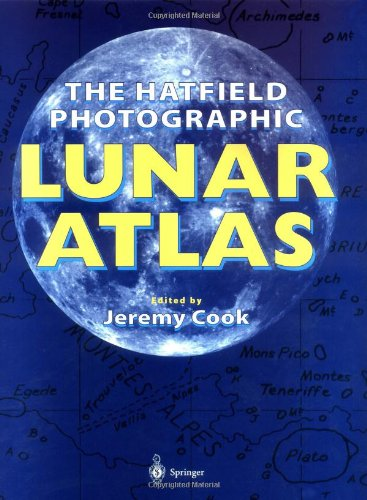 9781852330187: The Hatfield Photographic Lunar Atlas