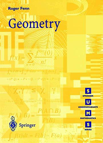 9781852330583: Geometry