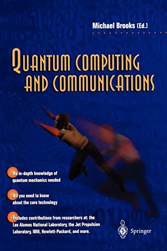 9781852330910: Quantum Computing and Communications