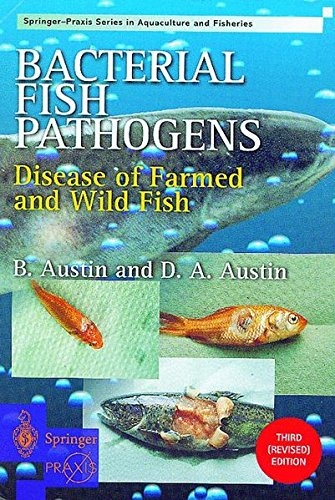 9781852331207: Bacterial Fish Pathogens: Disease of Farmed and Wild Fish (Springer Praxis Books)