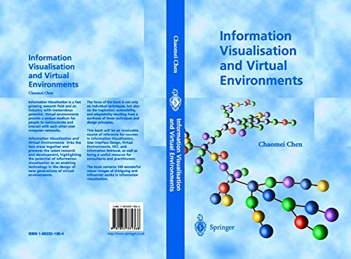 Information Visualization and Virtual Environments: Chen, Chaomei