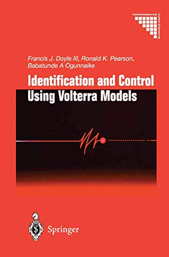 9781852331498: Identification and Control Using Volterra Models (Communications and Control Engineering)
