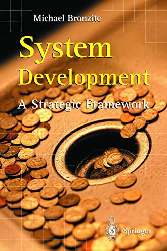 System development: A Strategic Framework. - Bronzite, Michael