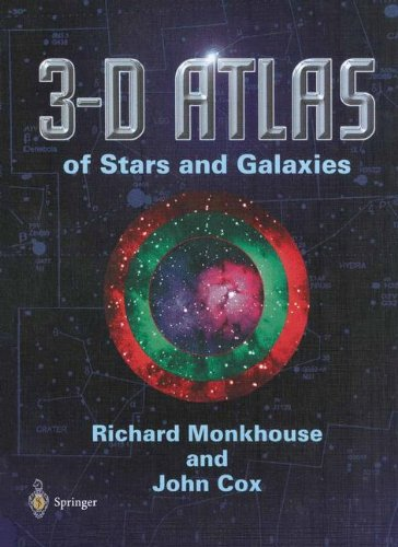 9781852331894: 3-D Atlas of Stars and Galaxies