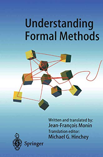 9781852332471: Understanding Formal Methods (FACIT)