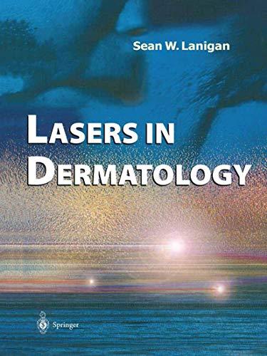 9781852332778: Lasers in Dermatology