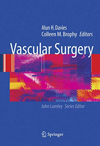 9781852332884: Vascular Surgery (Springer Specialist Surgery Series)