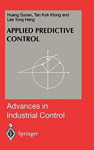 9781852333386: Applied Predictive Control (Advances in Industrial Control)
