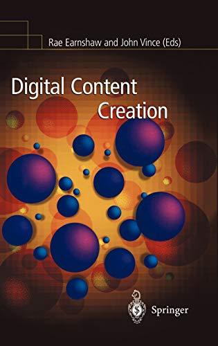 9781852333799: Digital Content Creation