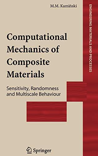 9781852334277: Computational Mechanics of Composite Materials: Sensitivity, Randomness and Multiscale Behaviour (Engineering Materials and Processes)
