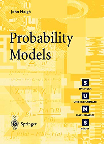 9781852334314: Probability Models