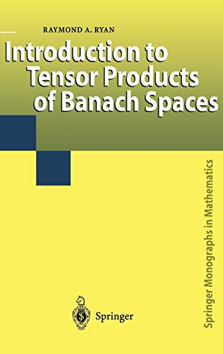 9781852334376: Introduction to Tensor Products of Banach Spaces