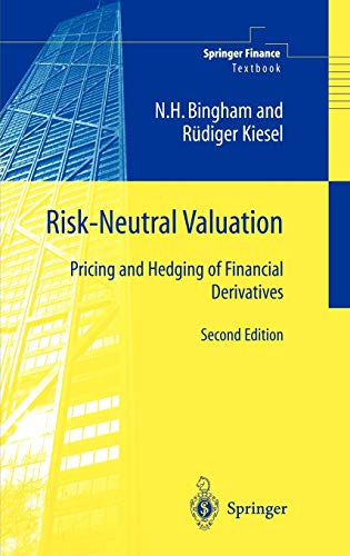 9781852334581: Risk-Neutral Valuation: Pricing and Hedging of Financial Derivatives, 2nd Ed.
