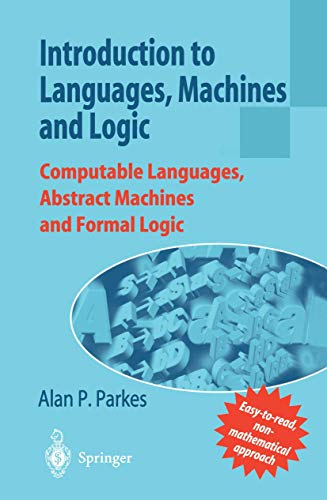 9781852334642: Introduction to Languages, Machines, and Logic
