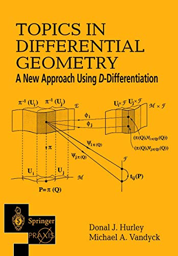 9781852334918: Topics in Differential Geometry