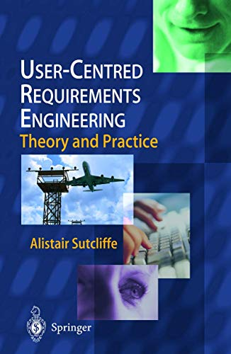9781852335175: User-Centred Requirements Engineering