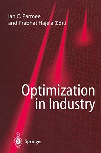 9781852335342: Optimization in Industry