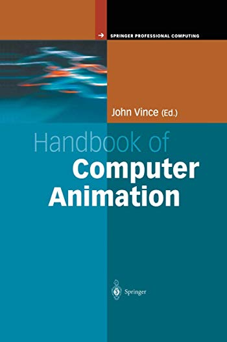 9781852335649: Handbook of Computer Animation (Springer Professional Computing)
