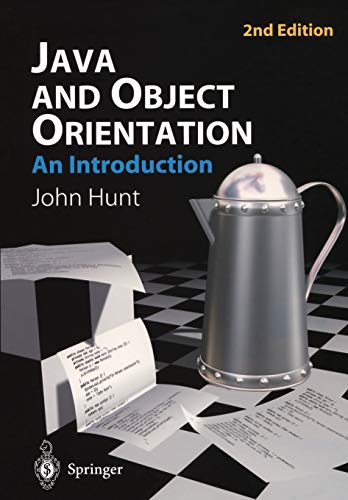 9781852335694: Java and Object Orientation