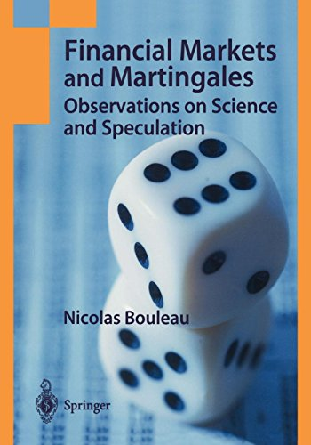 9781852335823: Financial Markets and Martingales: Observations on Science and Speculation
