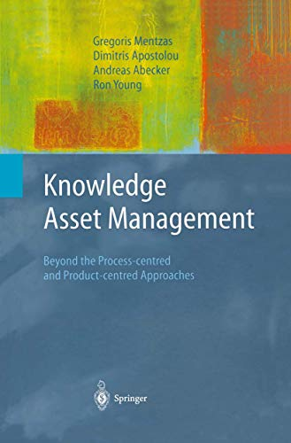 9781852335830: Knowledge Asset Management