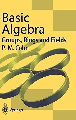 9781852335878: Basic Algebra