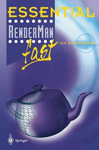 9781852336080: Essential Renderman fast